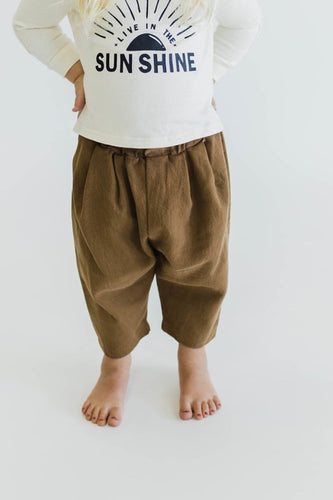 Harriet Wide-Leg Pants | ROOLEE Kids
