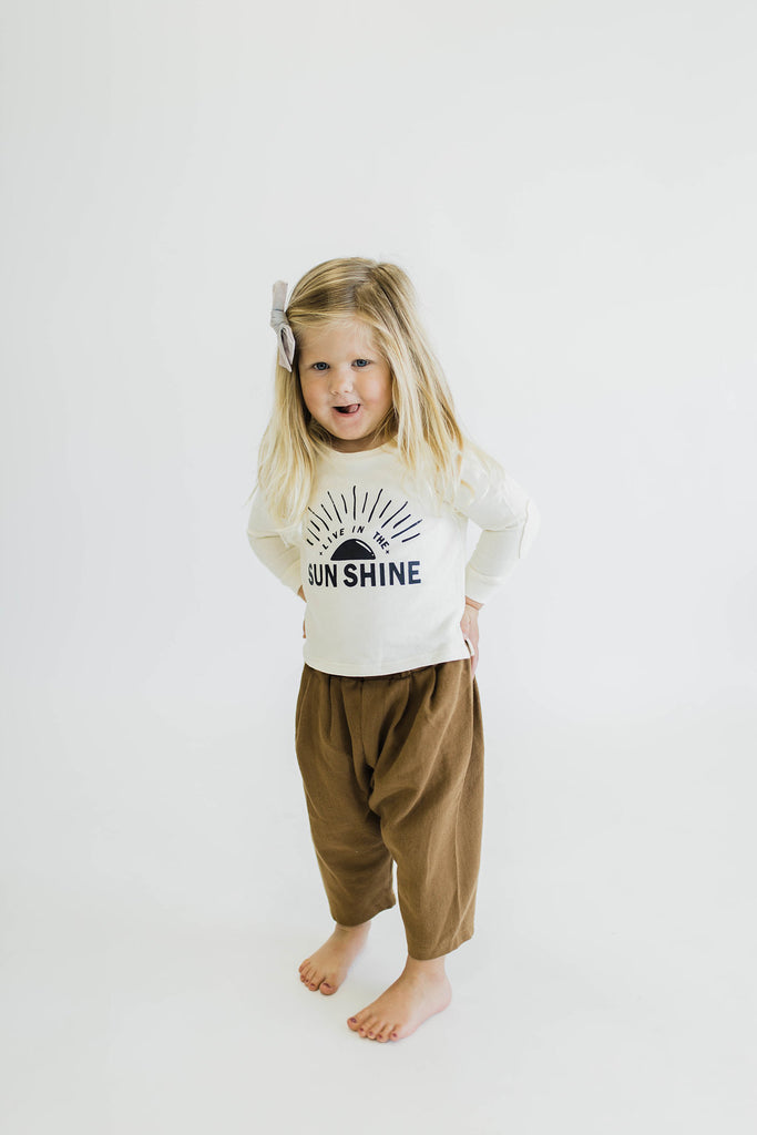 Sunshine Sweatshirt | ROOLEE Kids