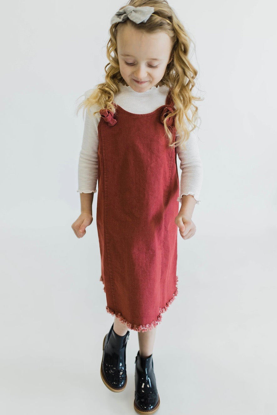 Little Bird Overall Jumper | ROOLEE Kids