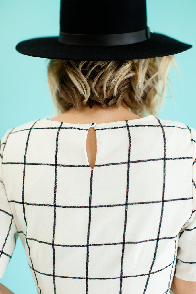 Harper Plaid Midi