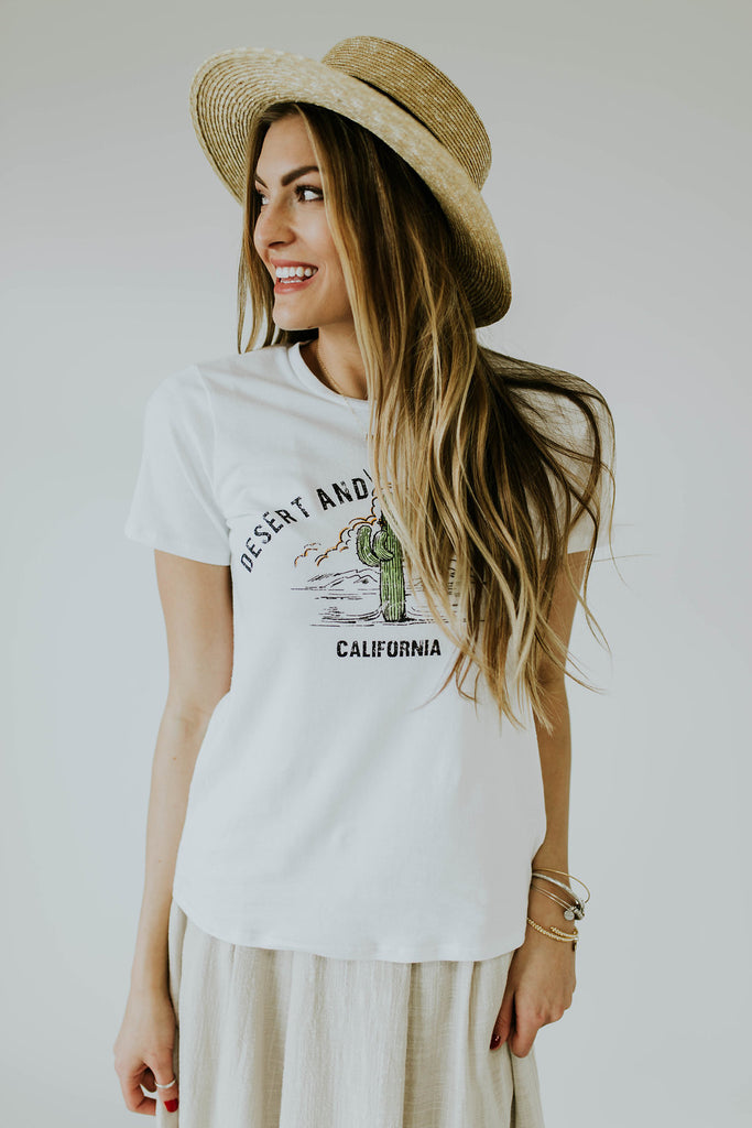 Classic White T Shirts For Women | ROOLEE