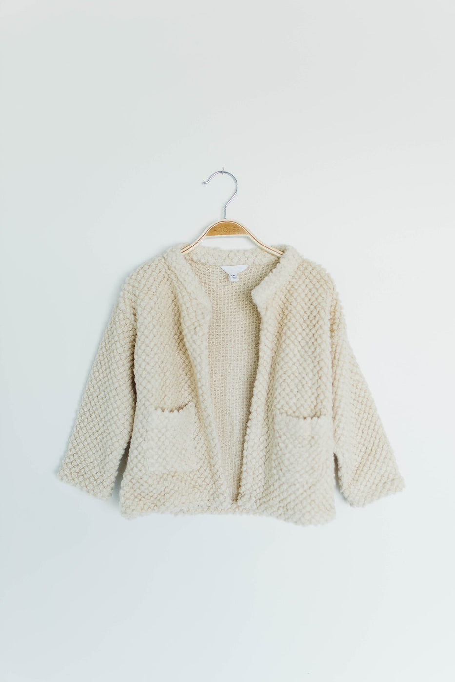 Morning Cuddles Patch Jacket | ROOLEE