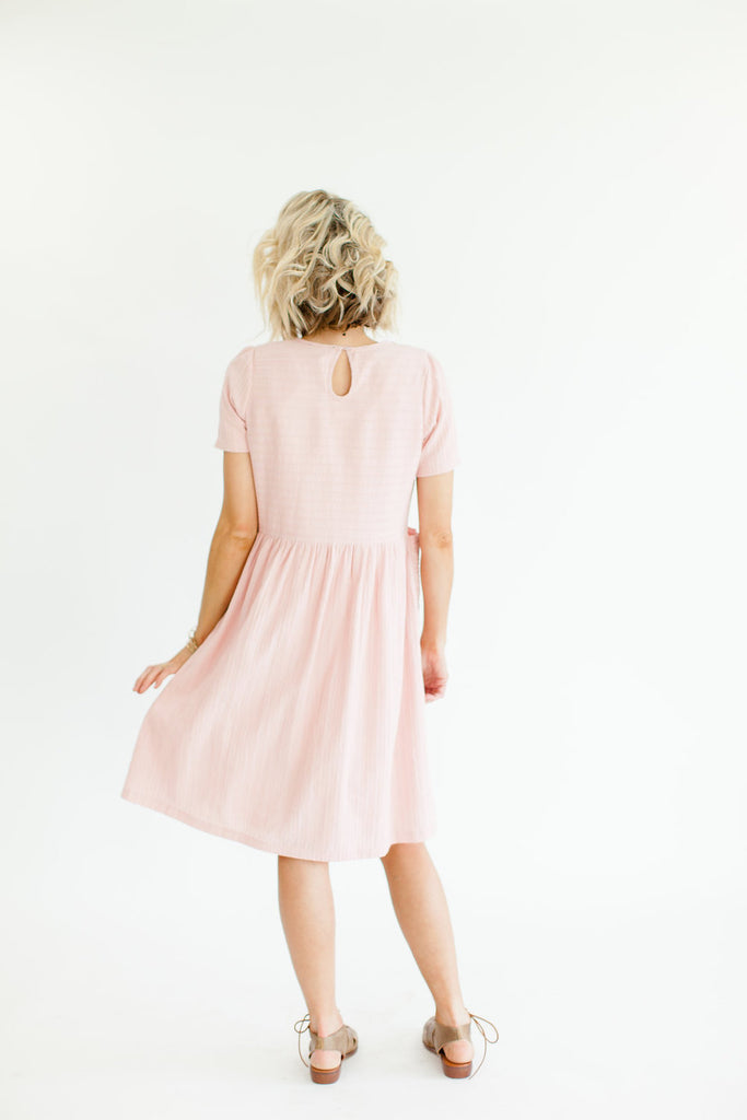 Juliet Dress in Carnation
