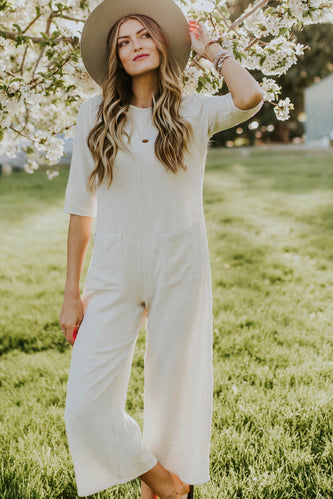 Stick With Me Jumpsuit | ROOLEE