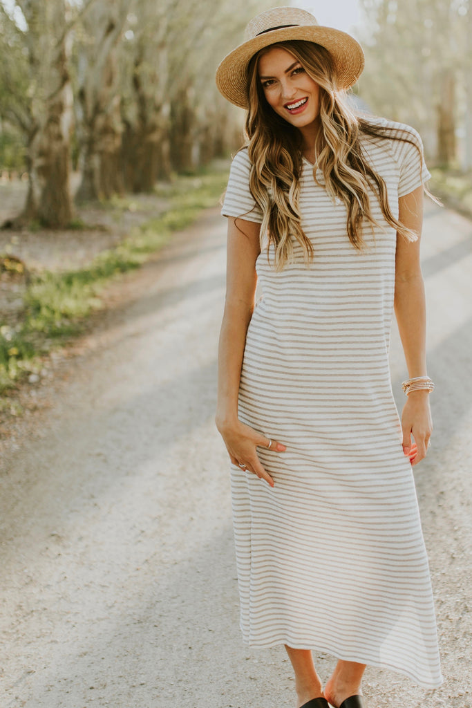 The Caldwell MOM Dress | ROOLEE