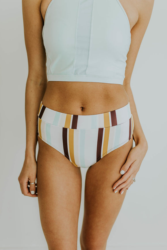 Urban Stripe Hipster Bottom | ROOLEE
