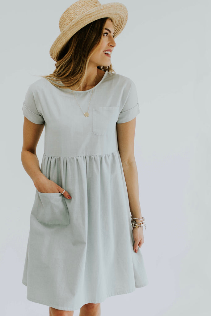Dublin Pocket Dress | ROOLEE