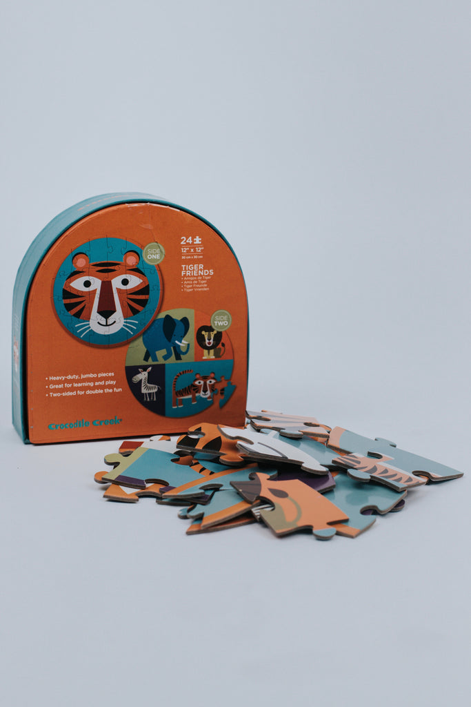 Tiger Friends Puzzle | ROOLEE Gifts