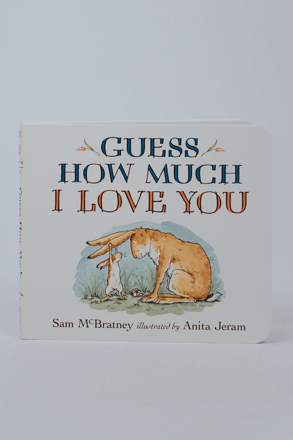 Guess How Much I Love You Book | ROOLEE Gifts