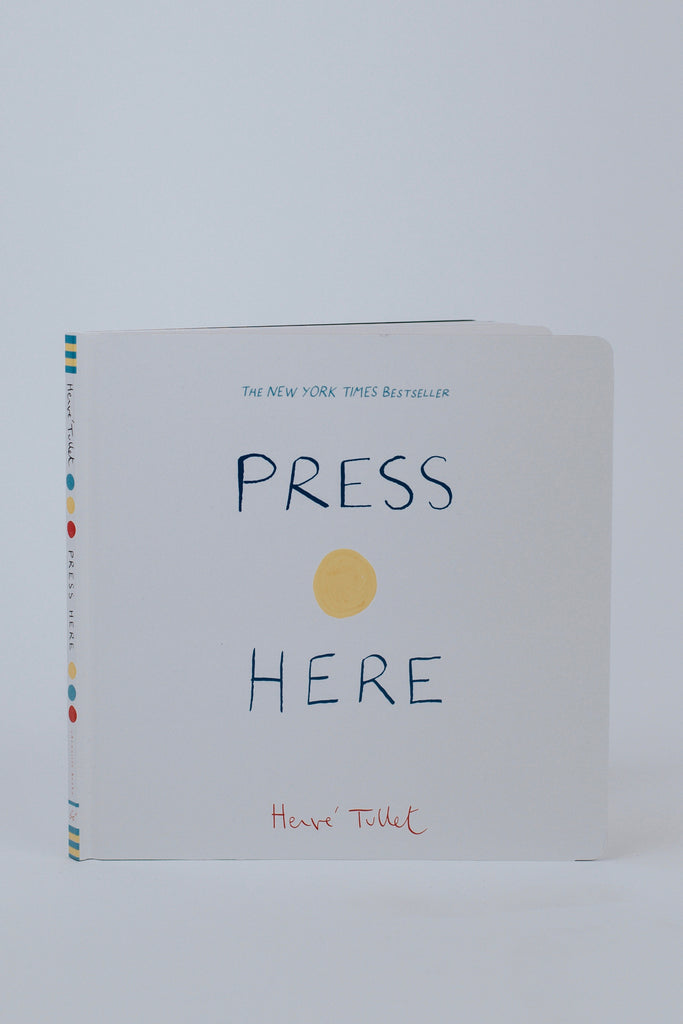 Press Here Book | ROOLEE Gifts