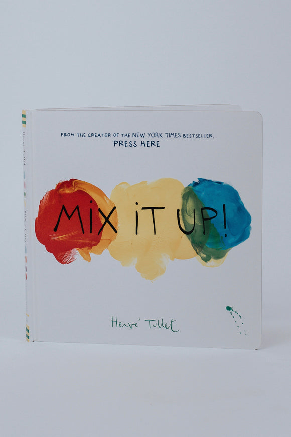 Mix It Up! Book | ROOLEE Gifts