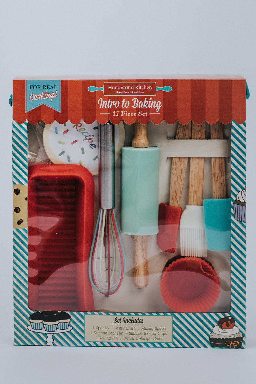Intro to Baking Set | ROOLEE Gifts