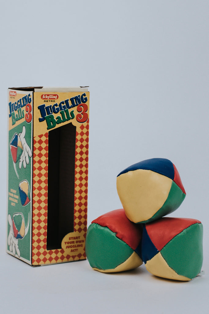 Retro Juggling Balls | ROOLEE Gifts