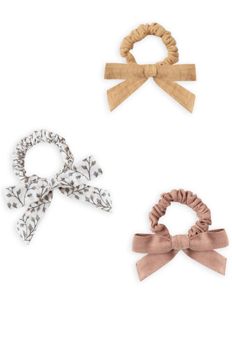 Girls Bow Scrunchie | ROOLEE