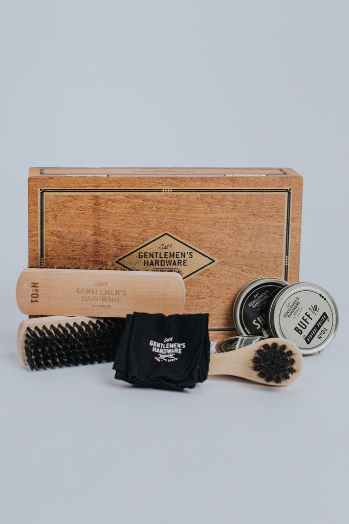 Shoe shine kit | ROOLEE