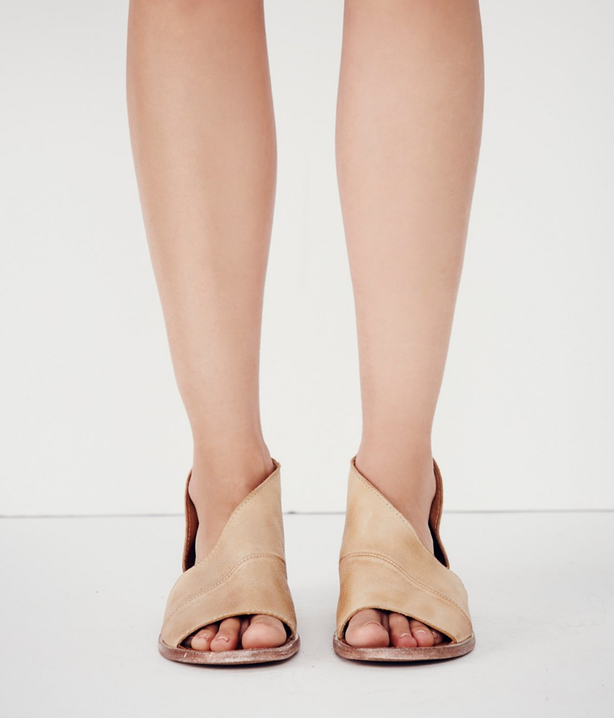 Free People Mont Blanc Sandal in Natural