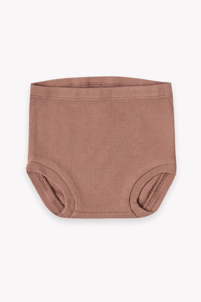 Ribbed Baby Bloomers | ROOLEE