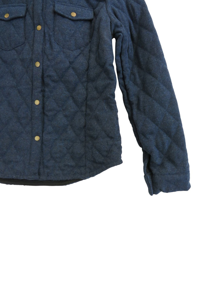 Nomad Quilted Coat