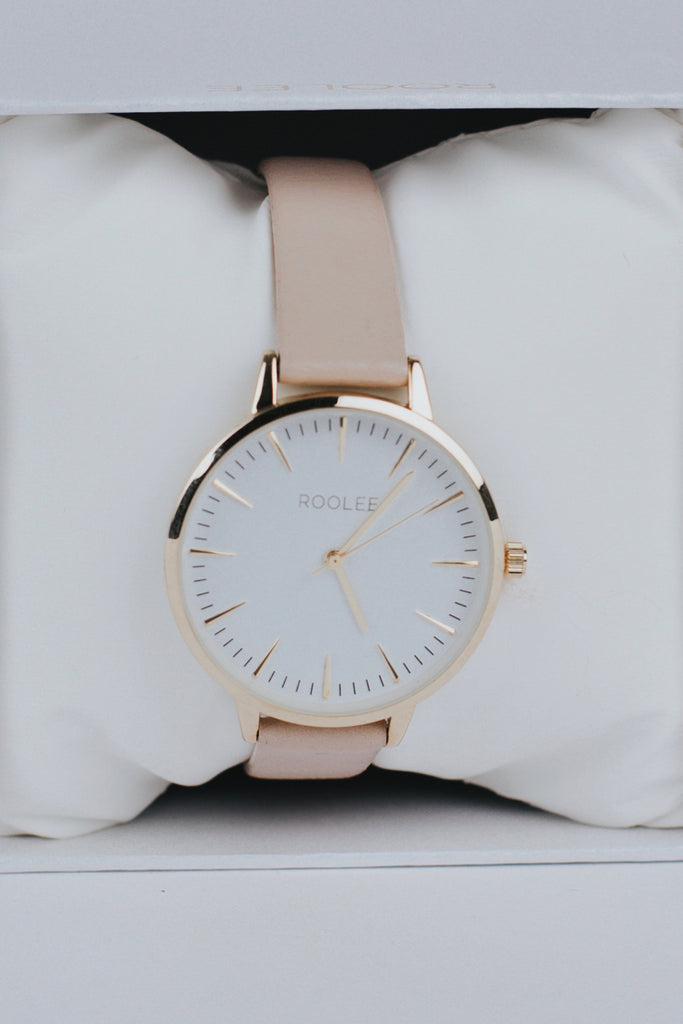Blush Watch for Women | ROOLEE