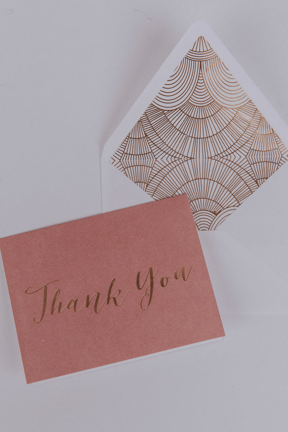 Thank You Note Set | ROOLEE