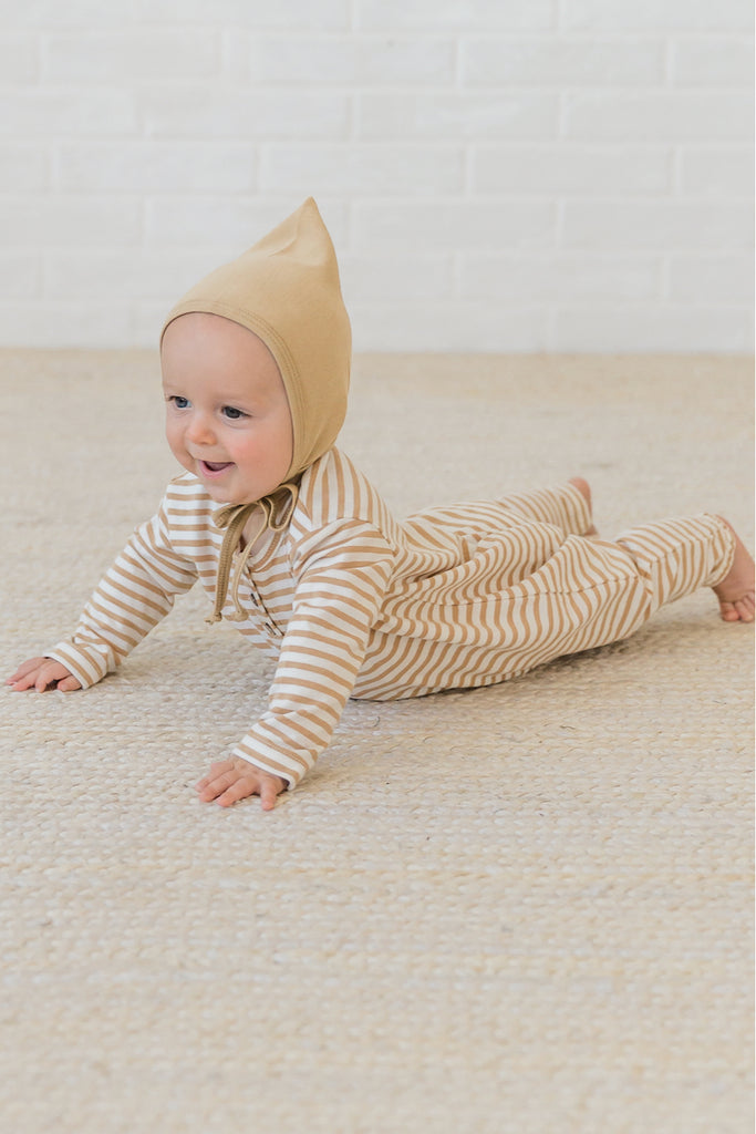 Striped Baby Jumpsuit | ROOLEE