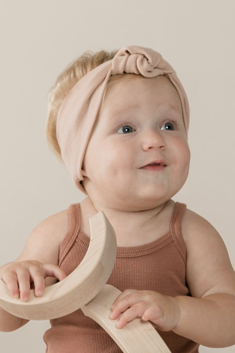 Ribbed Turban | ROOLEE Kids