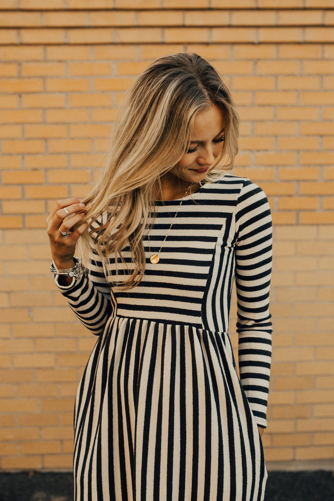 elm-stripe-dress-in-charcoal