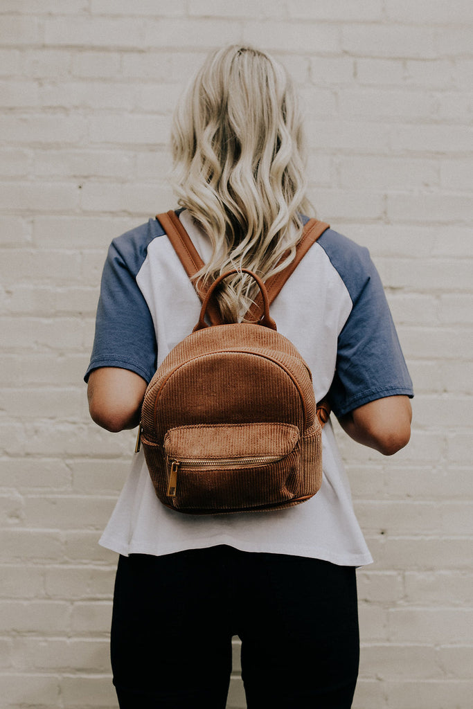 On a Dime Mini Backpack