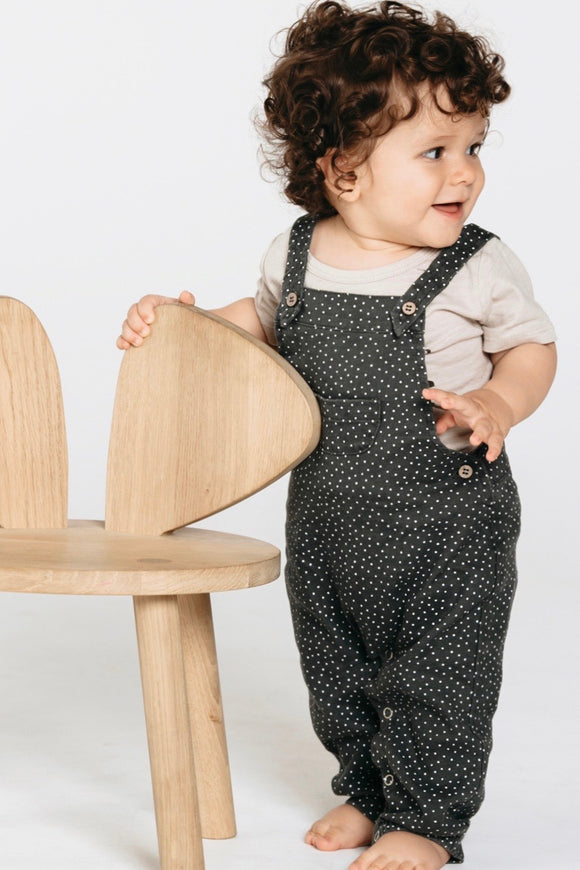 Cute And Comfy Baby Overall Outfit | ROOLEE Kids