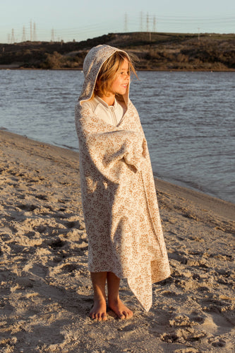 Girls Hooded Towels | ROOLEE