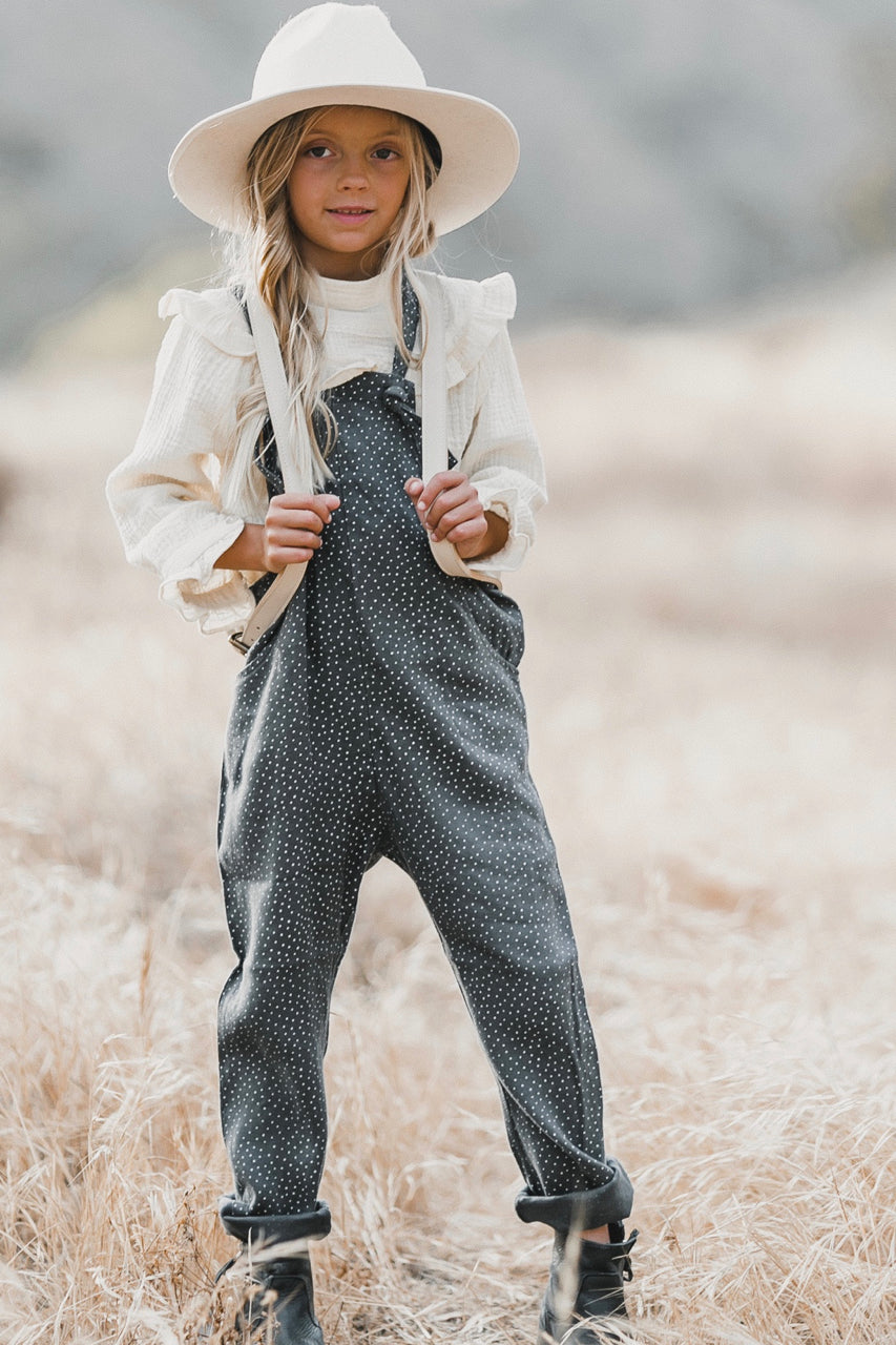 Cute Comfy Overall Outfits With Pockets | ROOLEE Kids