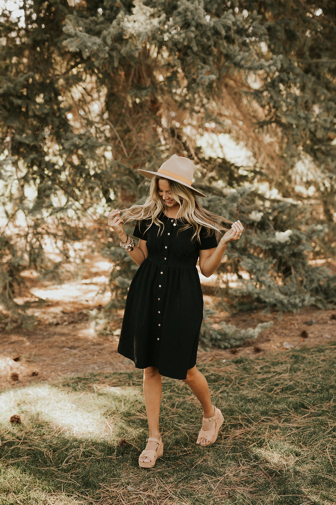 Summer Dress with Pockets | ROOLEE