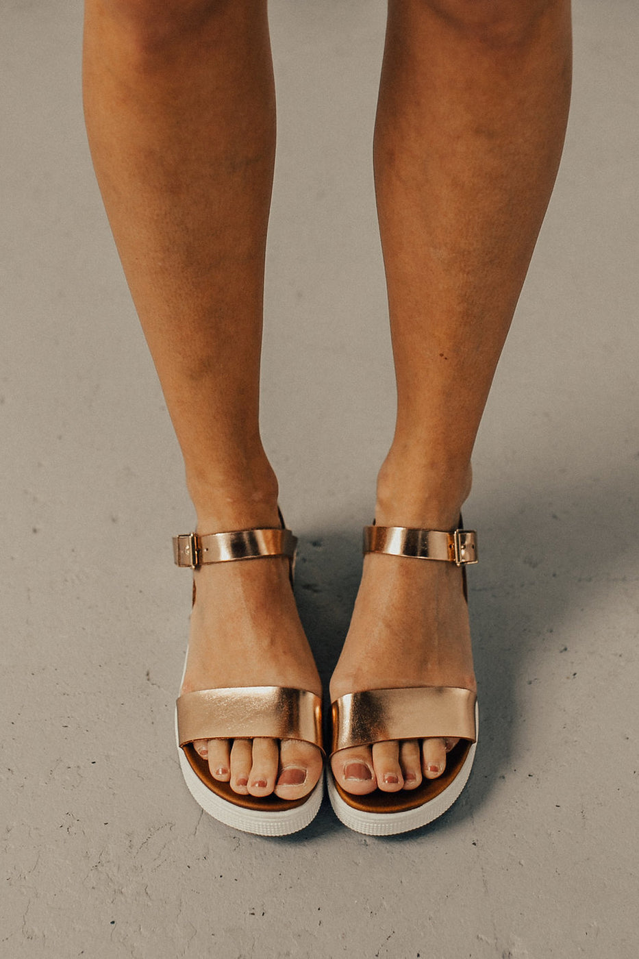 Meet in the Middle Sandal