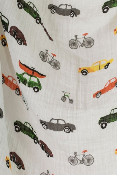 Traffic Jam Swaddle
