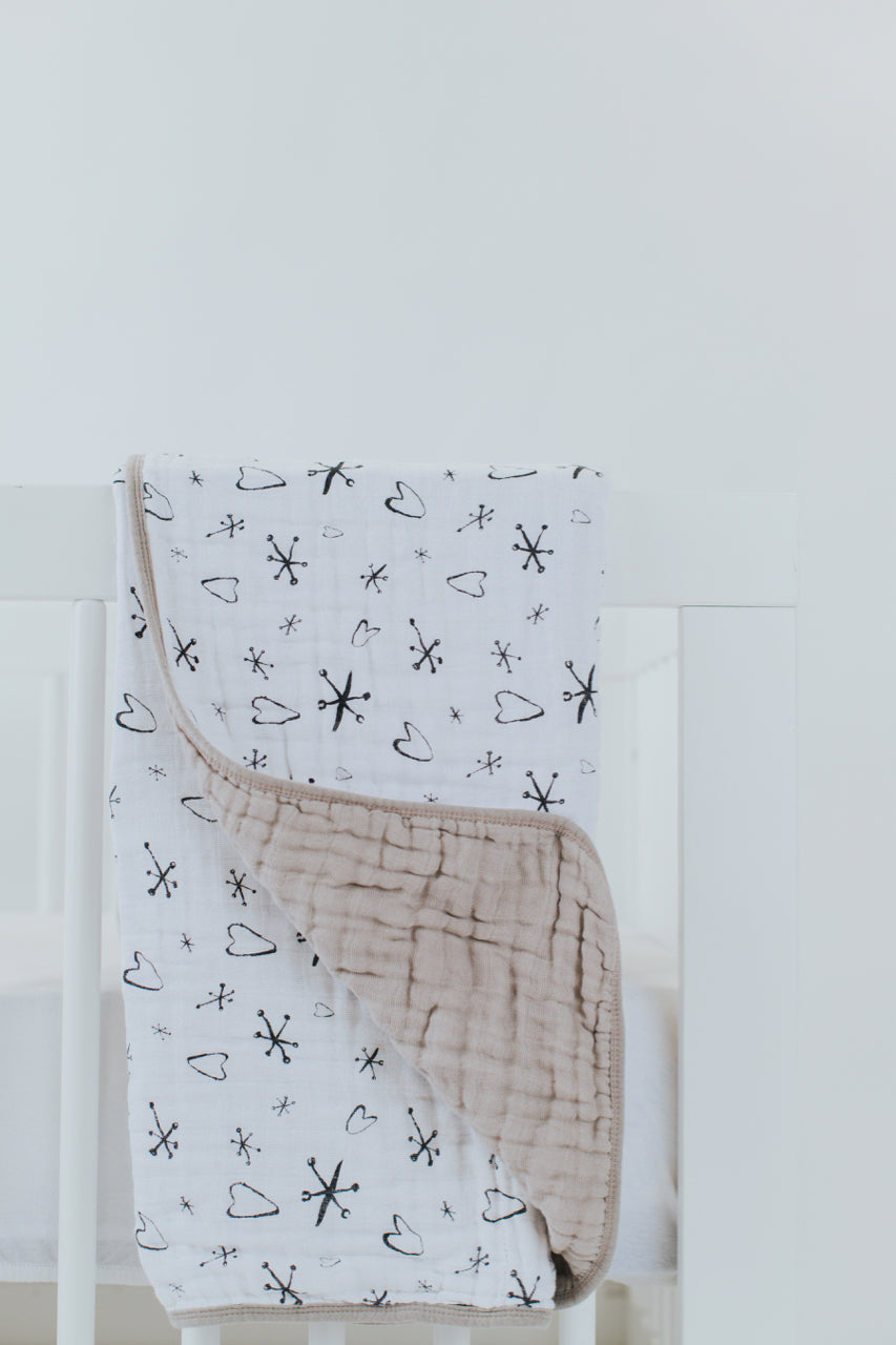 Jacks Cotton Muslin Quilt