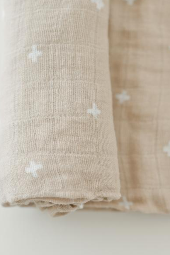 taupe-swiss-cross-swaddle