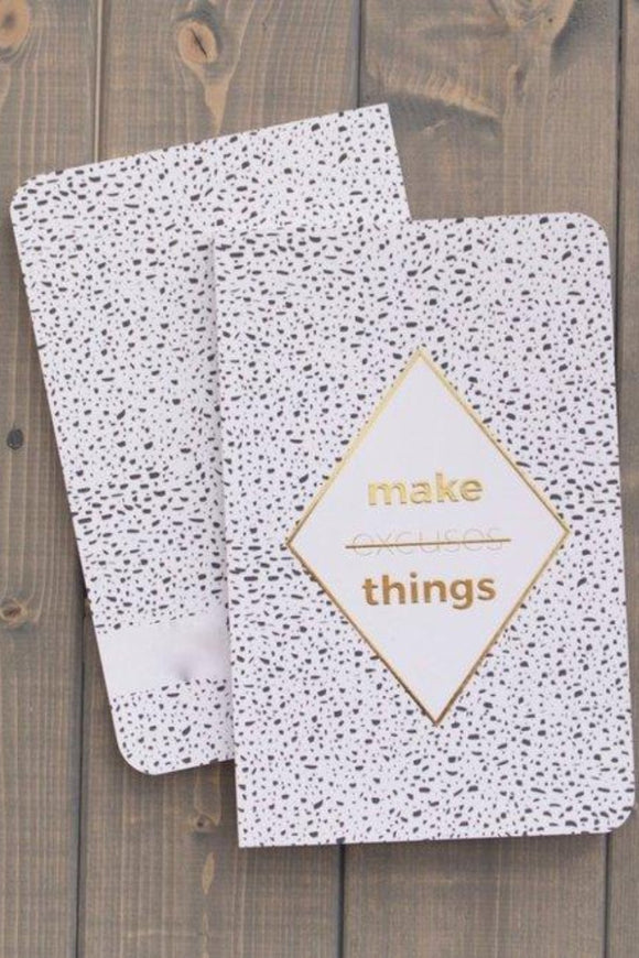 Make Things Notebook