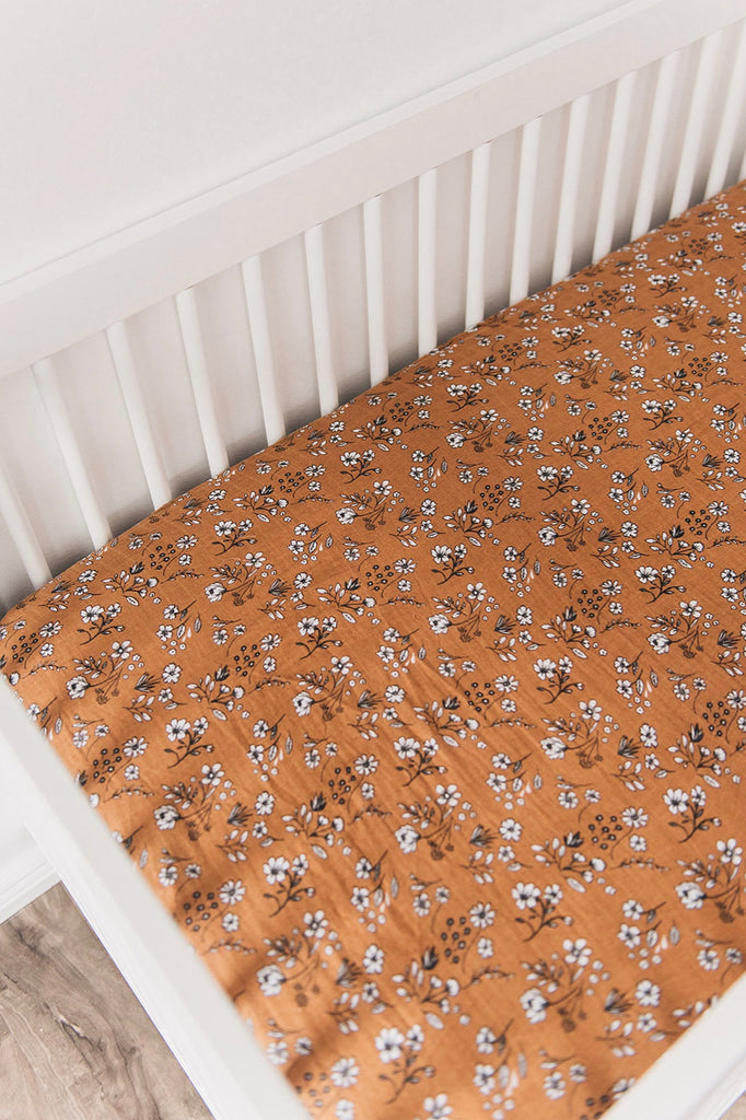 Baby Crib Sheets | ROOLEE