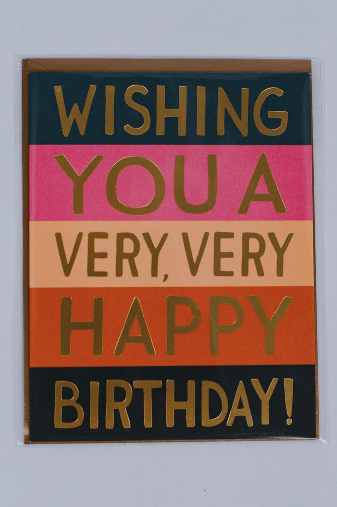 Cute Birthday Card Ideas | ROOLEE Paper