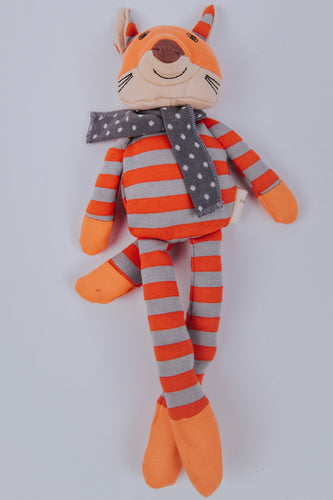 Stripe Fox Toy | ROOLEE