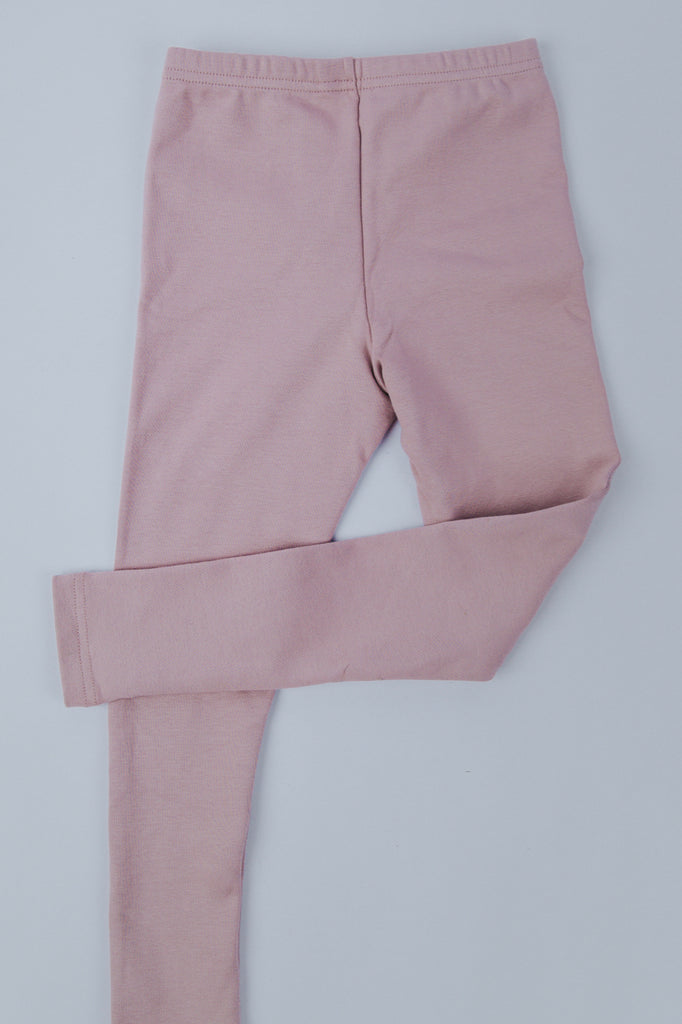Fleece Lined Leggings for Kids | ROOLEE
