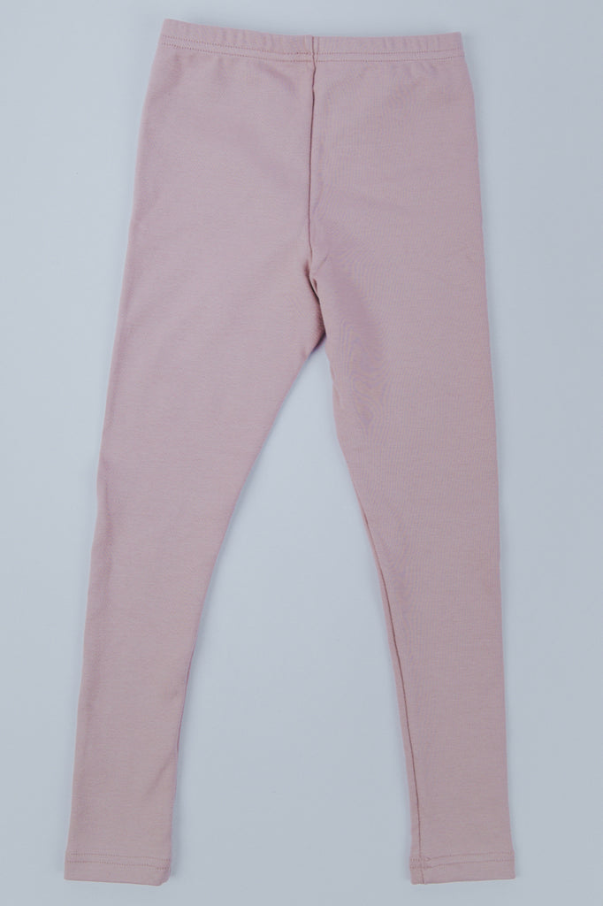 Pink Leggings for Girls | ROOLEE