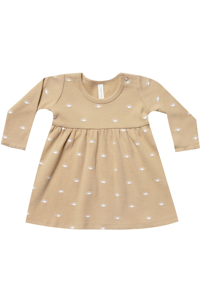 Long Sleeve Baby Dress | ROOLEE