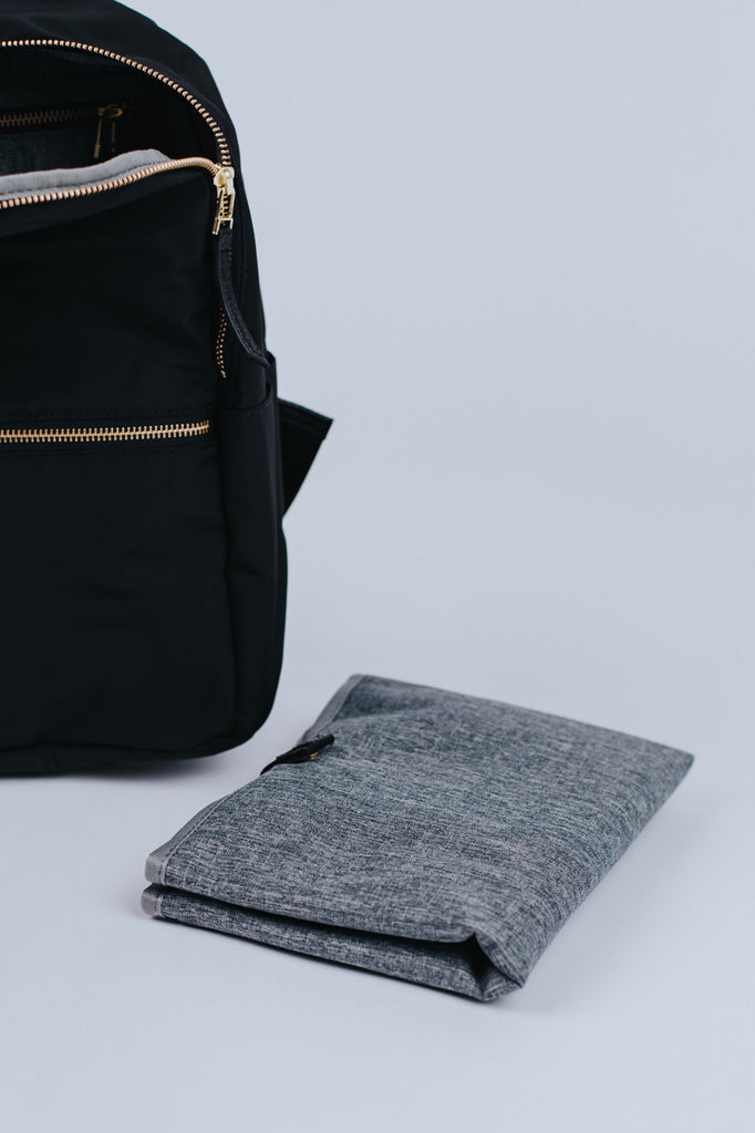 Backpack with Pockets and Zippers | ROOLEE