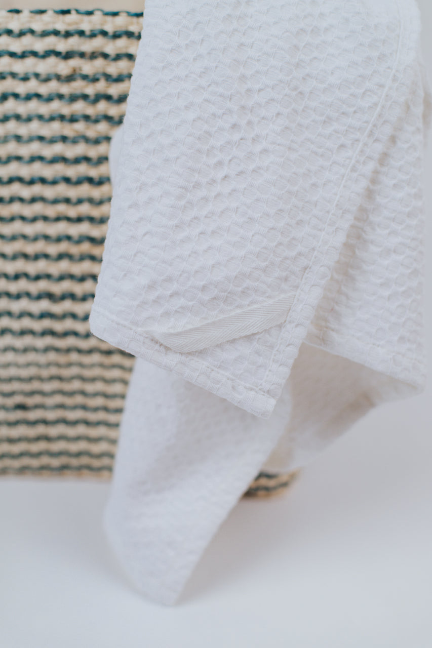 Waffle Knit Towel | ROOLEE
