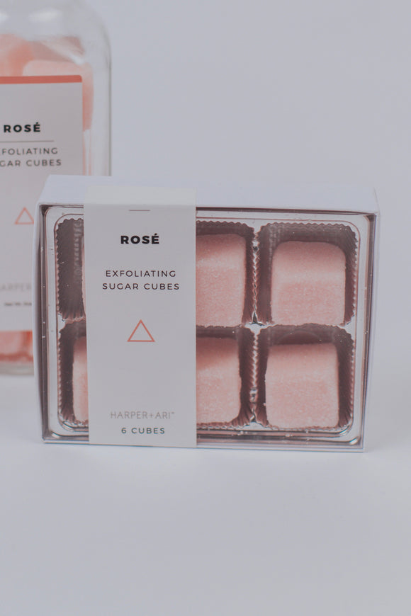 Rose Exfoliating Bath Soak | ROOLEE