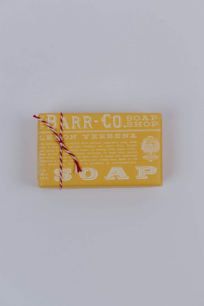 Lemon Bar Soap | ROOLEE