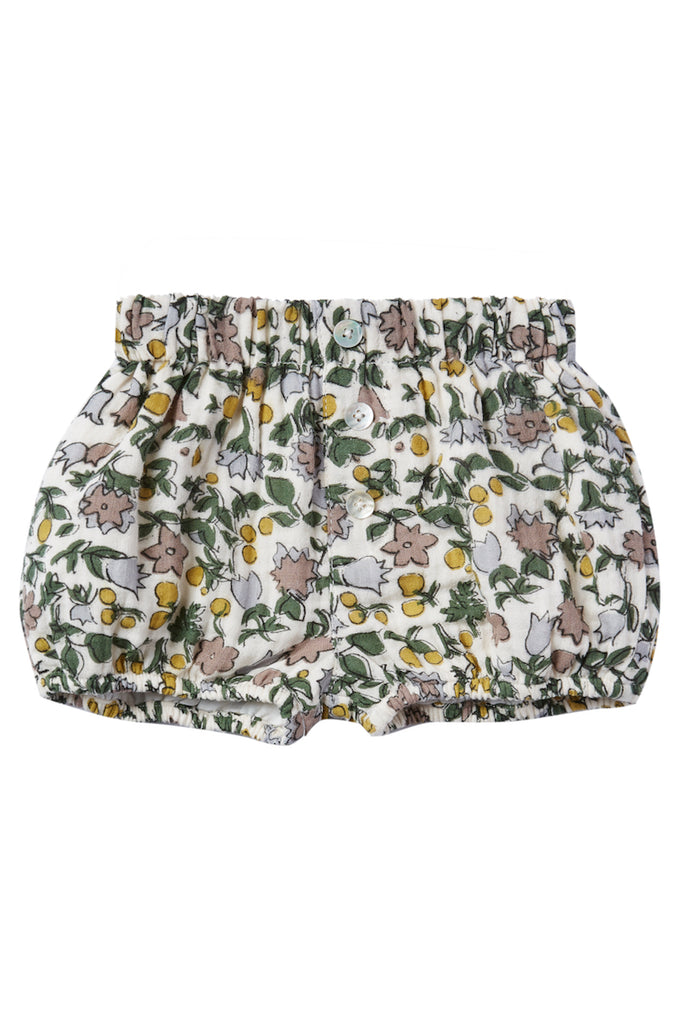 Cute floral shorts for baby | ROOLEE