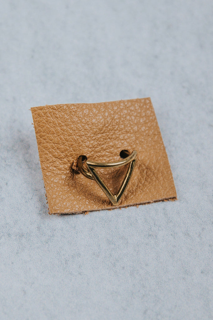 Triangle Ring | ROOLEE
