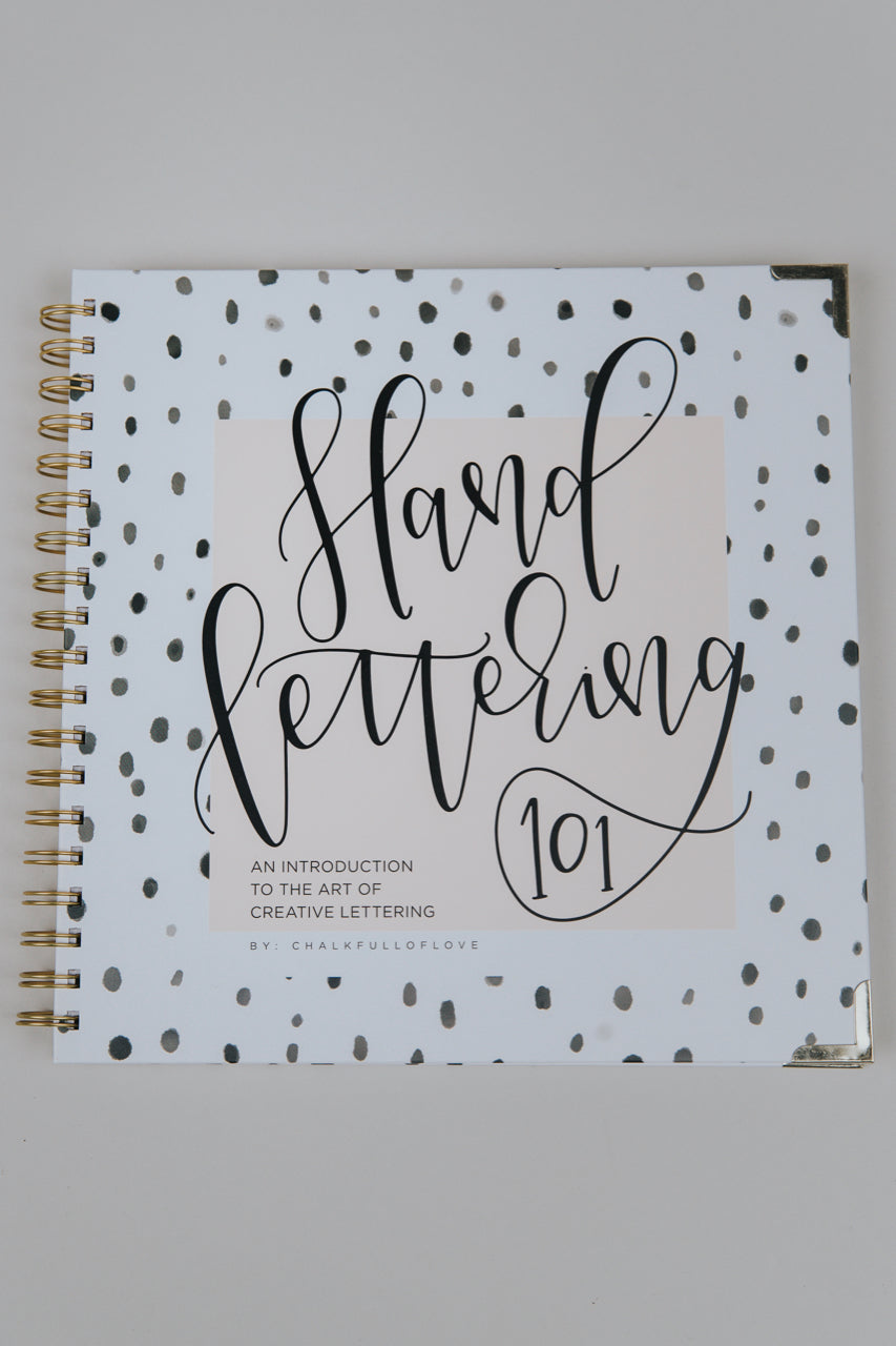 Cute calligraphy practice book | ROOLEE